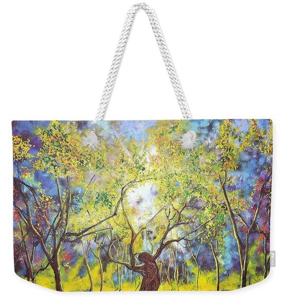 Wekiva Lady Weekender Tote Bag