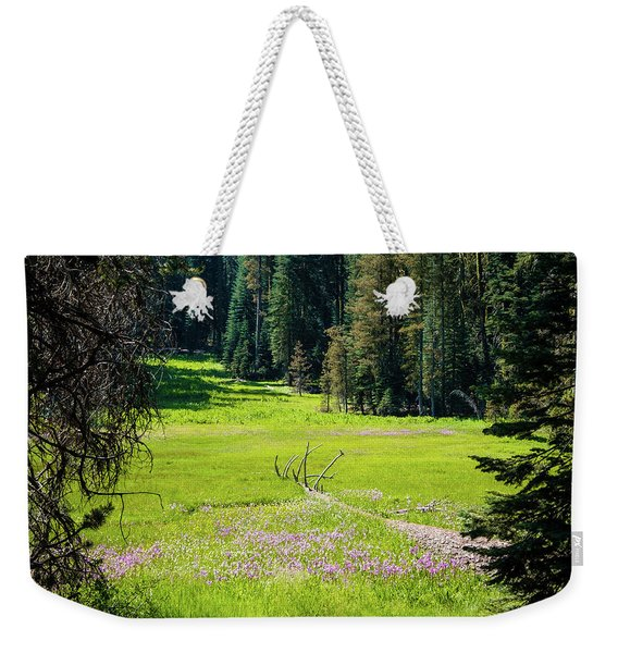 Welcom To Life- Weekender Tote Bag