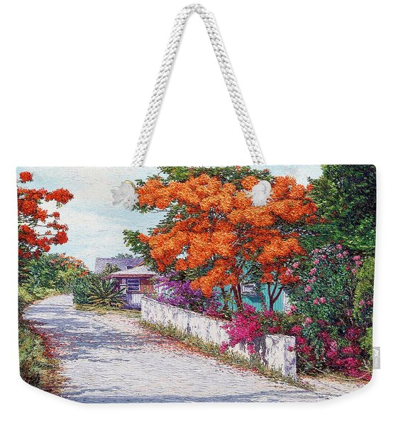 Welcome To Current Weekender Tote Bag