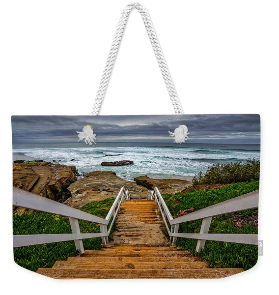 Welcome To My Beach Weekender Tote Bag