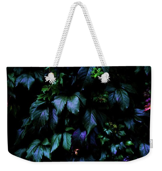 Welcome To The Jungle Weekender Tote Bag