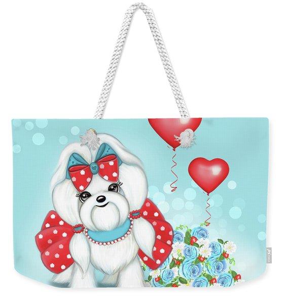Welcome With Love  Weekender Tote Bag