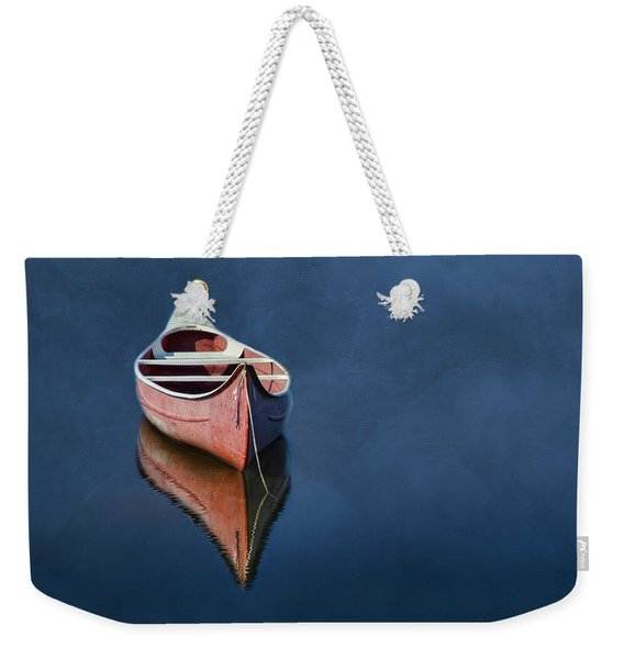 Well Anchored Weekender Tote Bag