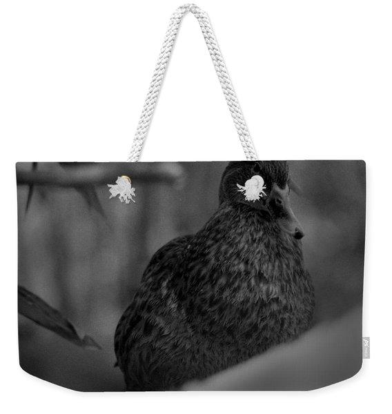 Well, Hi There. Weekender Tote Bag