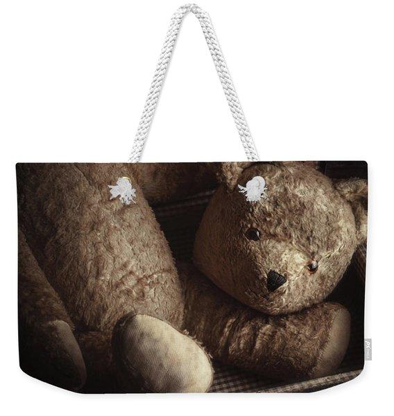 Well-loved Weekender Tote Bag