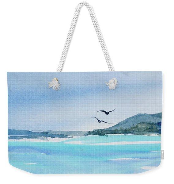 West Coast  Isle Of Pines, New Caledonia Weekender Tote Bag