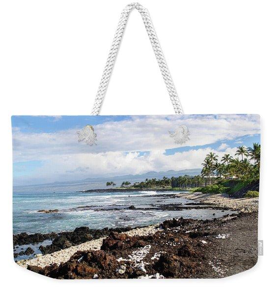 West Coast North Weekender Tote Bag