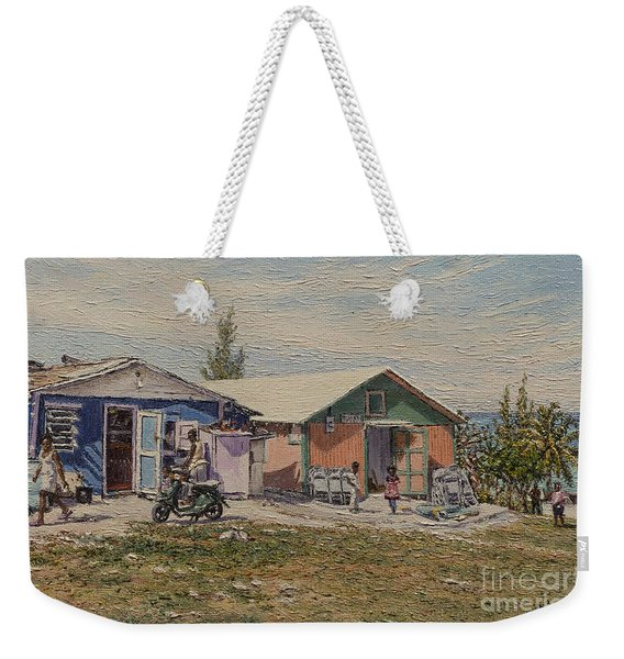 West End - Russell Island Weekender Tote Bag