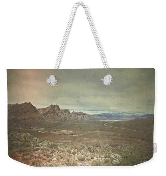 West Weekender Tote Bag