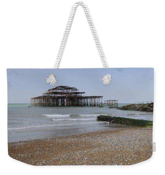 West Pier Weekender Tote Bag