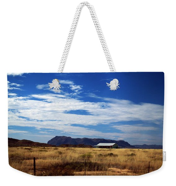 West Texas #1 Weekender Tote Bag