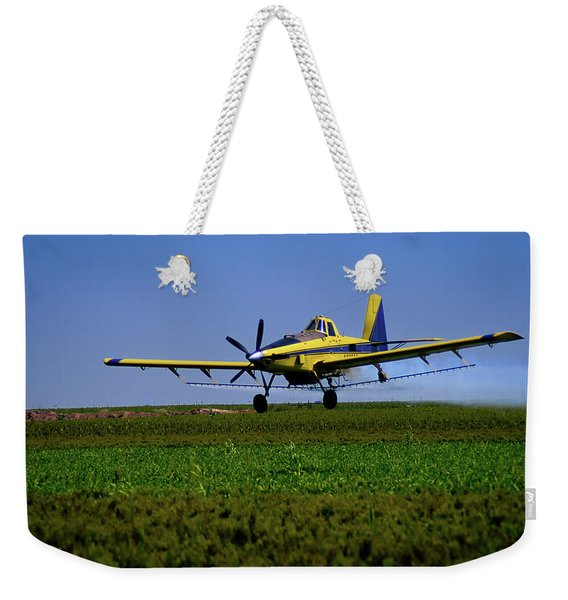 West Texas Air Force 2 Weekender Tote Bag