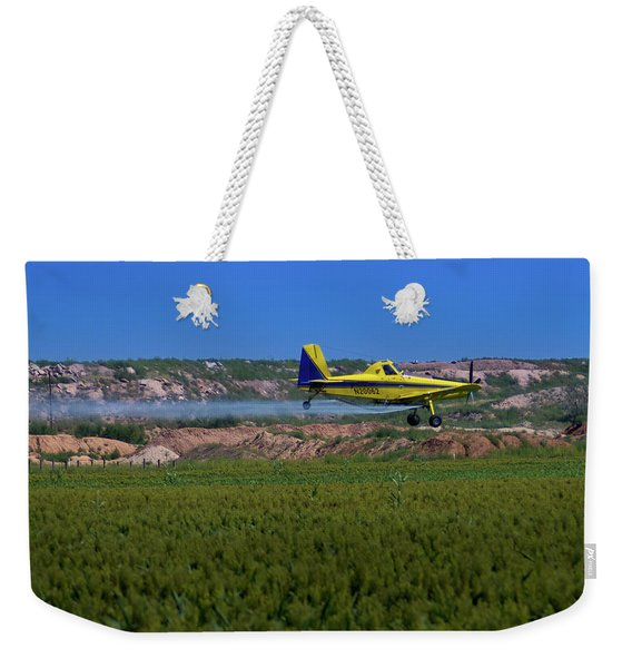 West Texas Airforce Weekender Tote Bag