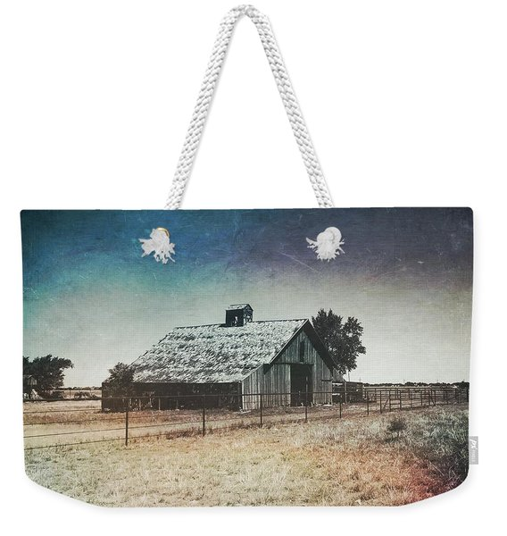 West Texas History Weekender Tote Bag