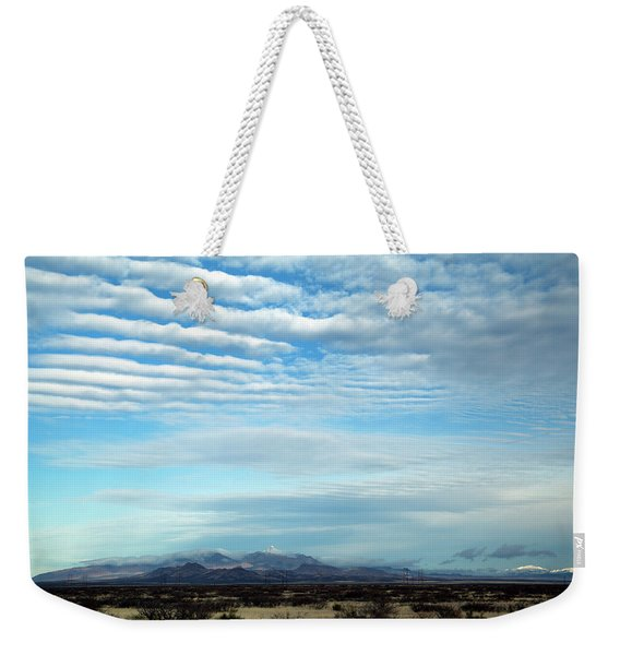 West Texas Skyline #2 Weekender Tote Bag