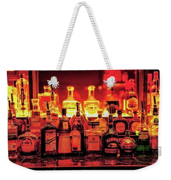 West Wing Bar Weekender Tote Bag