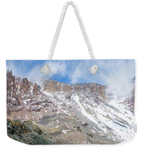 Western Breach Pano Weekender Tote Bag