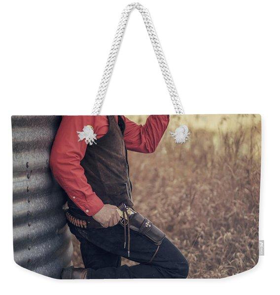 Western Dreams Weekender Tote Bag