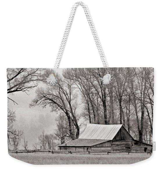 Western Heritage Weekender Tote Bag