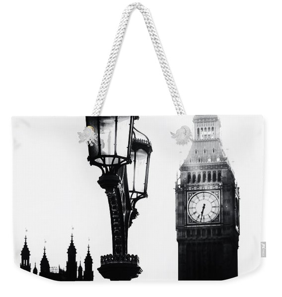 Westminster - London Weekender Tote Bag