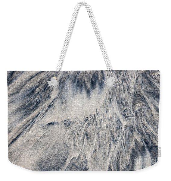 Wet Sand Abstract IIi Weekender Tote Bag