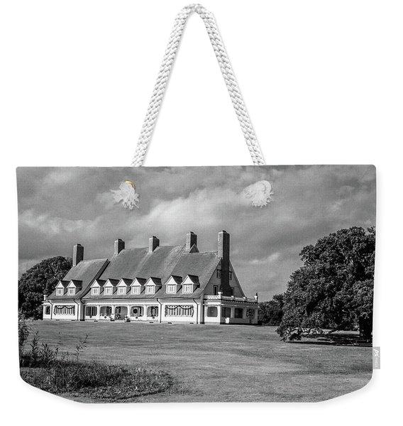 Whalehead Club Weekender Tote Bag