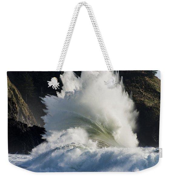 Wham Weekender Tote Bag