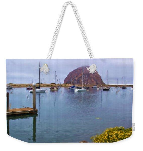 What A View Weekender Tote Bag
