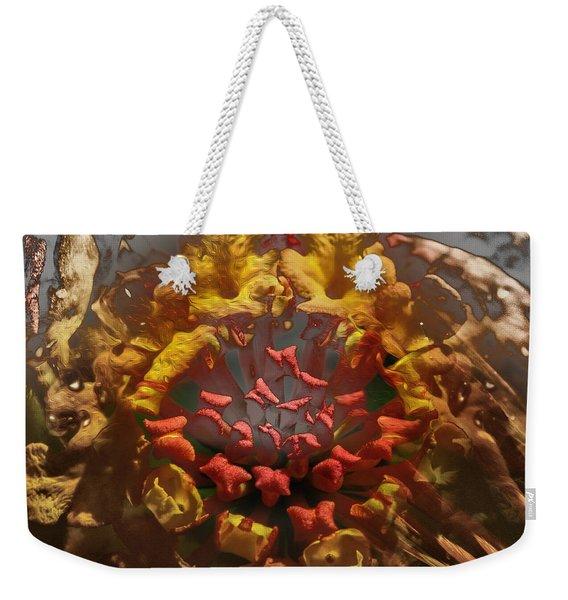 What Do Ya Know? Weekender Tote Bag