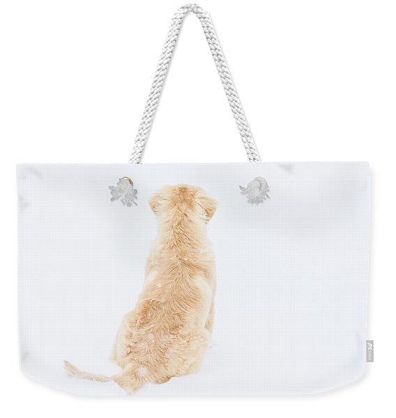 What Do You See? Weekender Tote Bag