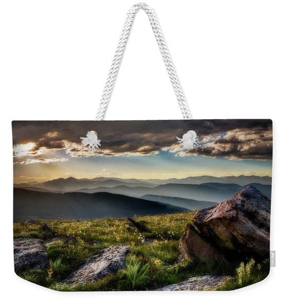 What Dreams May Come - Square Weekender Tote Bag