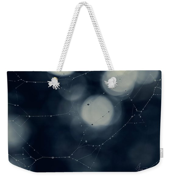 What Remains Weekender Tote Bag