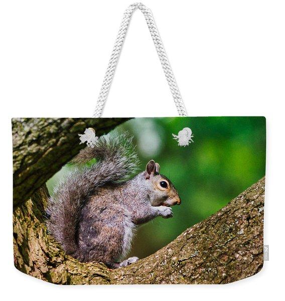 Whata Nut Weekender Tote Bag