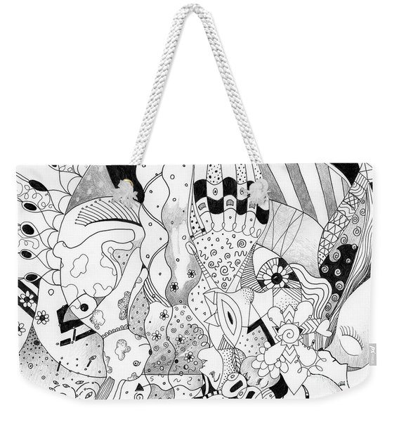 When Anything Is Possible Aka Imagine 2 Weekender Tote Bag