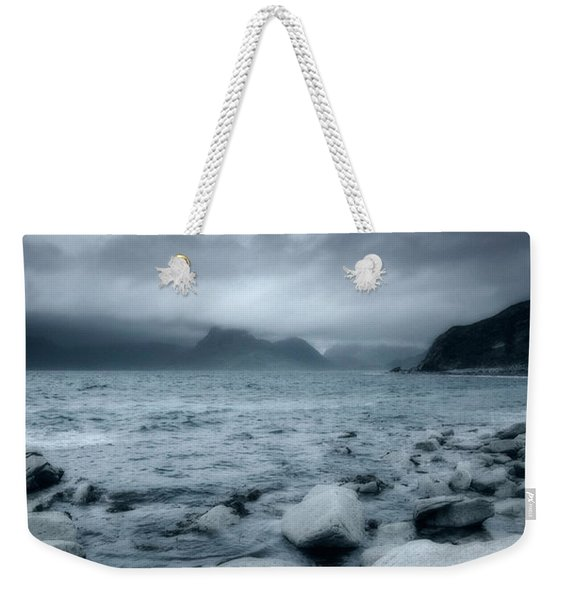 When Day Turns To Night Weekender Tote Bag