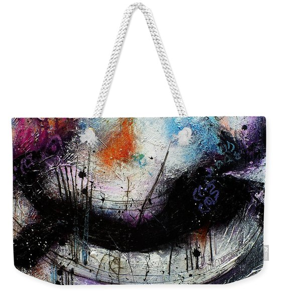 When Days Go By Weekender Tote Bag