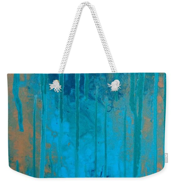 When Hale Freezes Over Weekender Tote Bag