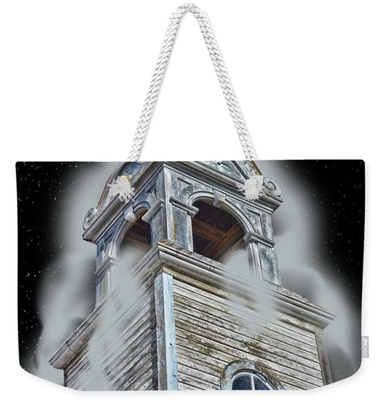 When Heaven Calls Weekender Tote Bag