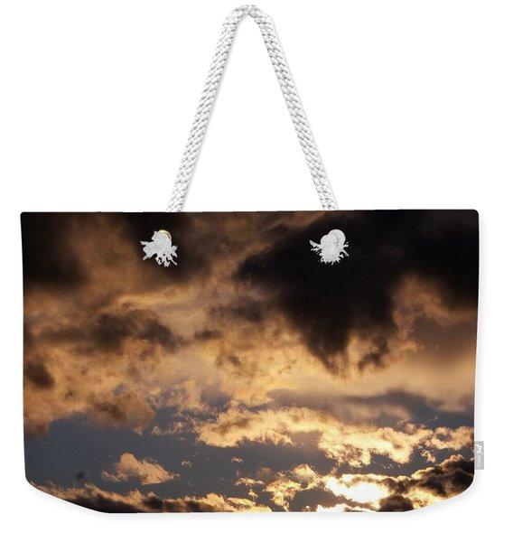 When Heaven Speaks Weekender Tote Bag