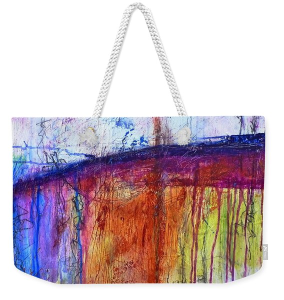 When My Mind Is Free Weekender Tote Bag