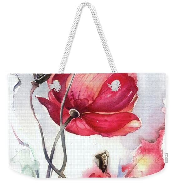When The Mists Fall Down Weekender Tote Bag
