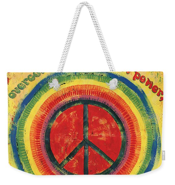 When The Power Of Love Weekender Tote Bag