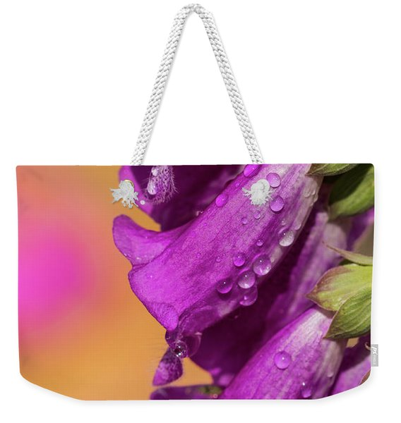 Where Color Grows Weekender Tote Bag