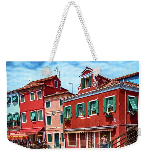 Where Did You Park The Boat? Weekender Tote Bag