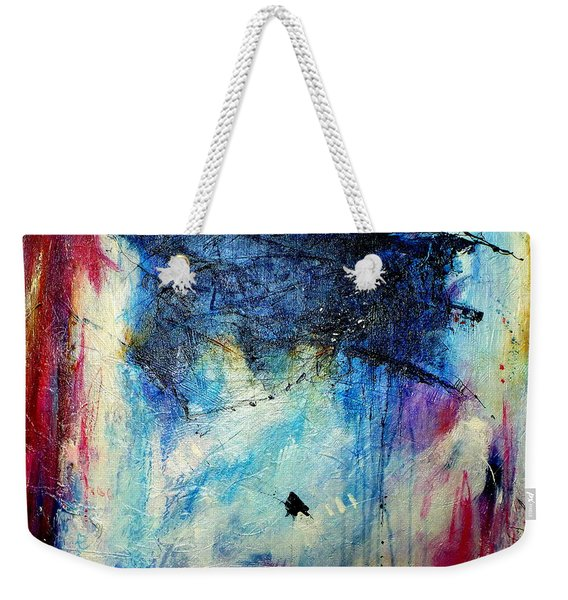 Where Does The Time Go Weekender Tote Bag