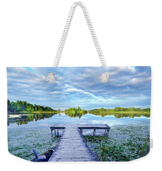 Where Dreams Are Dreamt Weekender Tote Bag