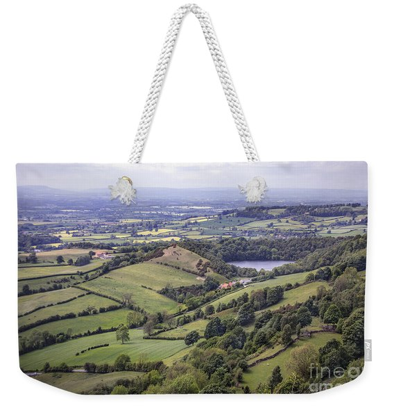 Where Fields Never End Weekender Tote Bag
