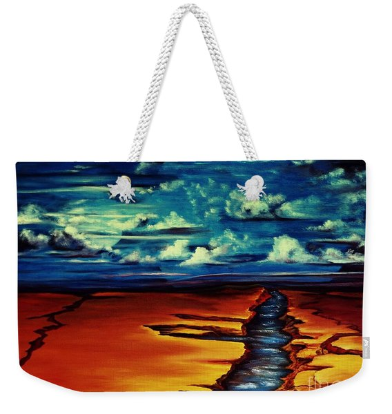 Where In The Worlds Weekender Tote Bag