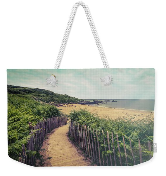 Where Memories Are Made  Weekender Tote Bag
