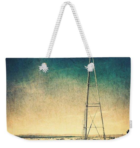 Where The Wind Blows  Weekender Tote Bag